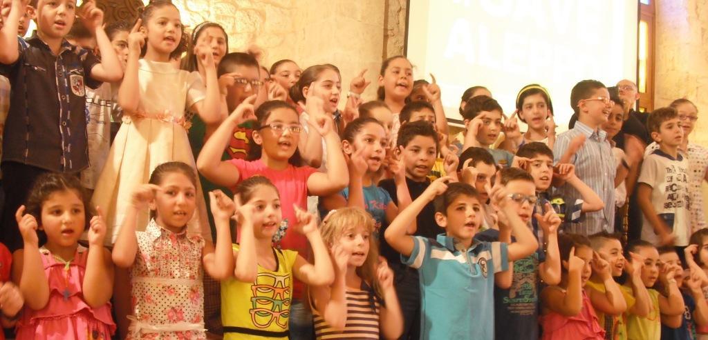armenian-children-singing